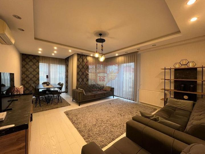 For Sale Apartment 1 + 1 in Fethiye, 200 meters from the beach, Turkey real estate, property in Turkey, flats in Fethiye, apartments in Fethiye