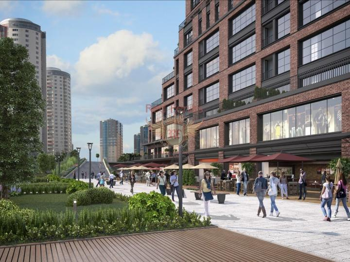 For Sale Apartment 2 + 1 in a NEW COMPLEX with a view of the SEA and MOUNTAINS, sea view apartment for sale in Turkey, buy apartment in Fethiye, house in Fethiye buy