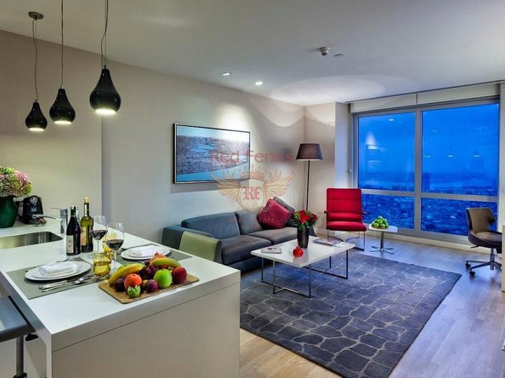 2+1 дуплекс квартира в Анталии, Квартира в Анталия Турция
