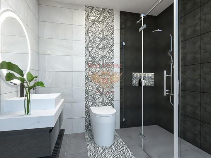 Трех комнатная квартира в Лимане, Квартира в Анталия Турция