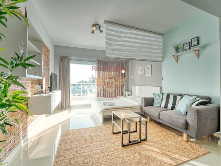 Новая 3 спальная вилла + камин + кухонные шкафы + недалеко от моря, Вилла в Кирения Северный Кипр