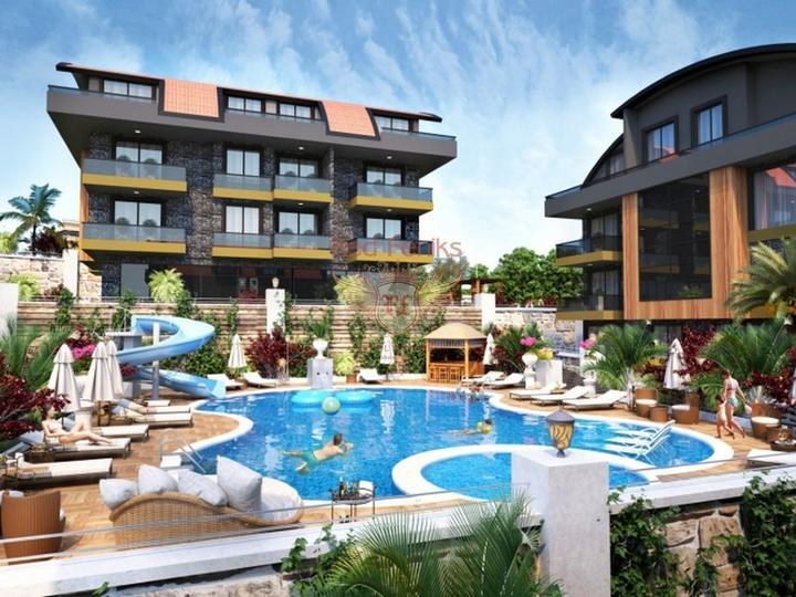 Квартира в Анталии с Видом на Море, Квартира в Анталия Турция
