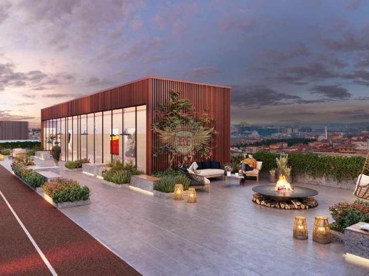 Zu verkaufen Apartment 2 + 1 in Fethiye 200 Meter vom Strand entfernt, Verkauf Wohnung in Фетхие, Haus in Turkey kaufen