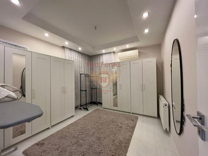 For Sale Apartment 1 + 1 on the first coastline of Fethiye-Calis, sea view apartment for sale in Turkey, buy apartment in Фетхие, house in Фетхие buy