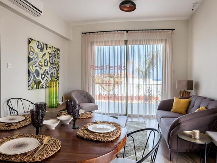 Уютная 1 + 1 квартира в Чалыш-Фетхие 300м до пляжа, Квартира в Фетхие Турция