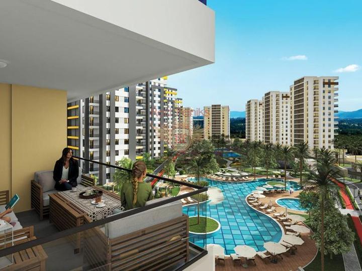 Luxury property - 4 + 1 villa in Ovajik Fethiye, house near the sea Turkey