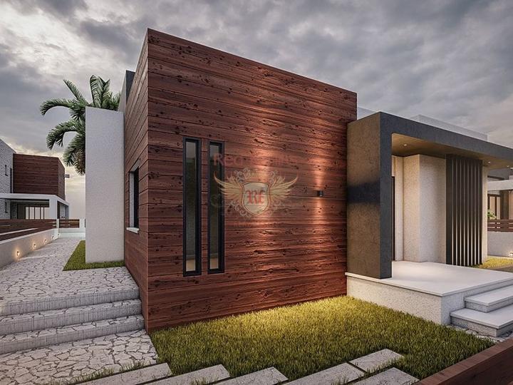 Вилла 5+2 в трехсот метрах от пляжа в Кемере, купить дом в Анталия