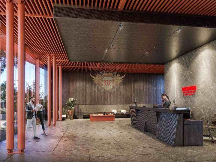 Zu verkaufen Apartment 2 + 1 in Fethiye 200 Meter vom Strand entfernt, Wohnung mit Meerblick zum Verkauf in Turkey, Wohnung in Фетхие kaufen, Haus in Фетхие kaufen