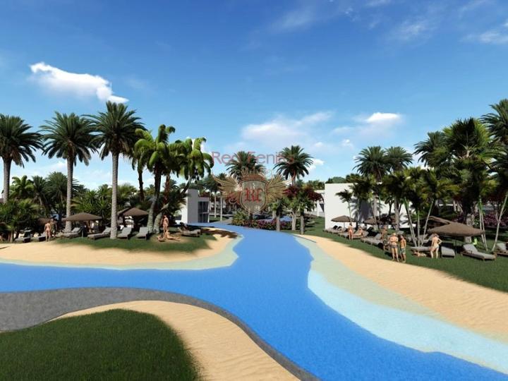 Вилла 4+1 330 кв.м с собстенным бассейном на участке 540 кв.м, купить виллу в Анталия
