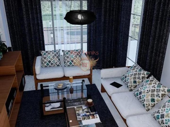 Бутик отель из 22 комнат и кафе в Коньяалты с возмоностью получения гражданства для всей семьи, купить коммерческую в Анталия