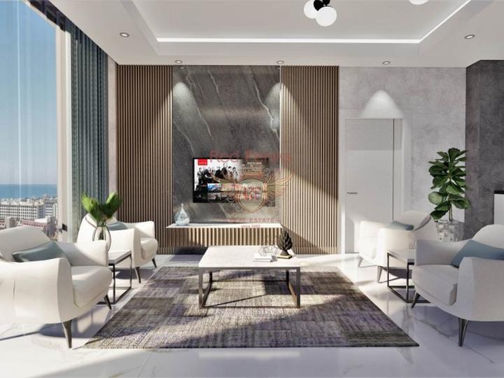 Полуостров в Алании где можно построить проект свой мечты, купить участок в Алания