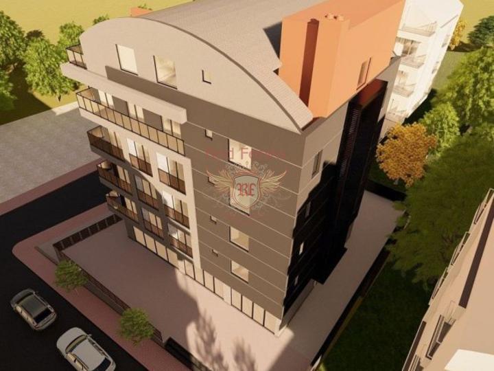 Роскошные апартаменты. Море – 800м. Дидим, Турция, купить квартиру в Алтынкум