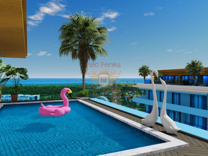 Villa 4 + 1 am Calis Beach - Fethiye zu verkaufen, Фетхие Hausverkauf, Фетхие Haus kaufen, Haus in Turkey kaufen