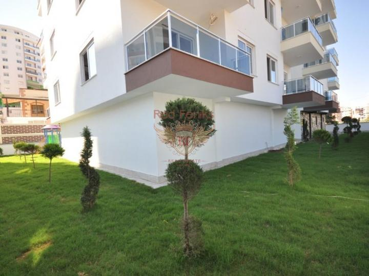 For Sale Apartments 1 + 1 off plan in Fethiye with views of the beach and mountains, apartments in Turkey, apartments with high rental potential in Turkey buy, apartments in Turkey buy