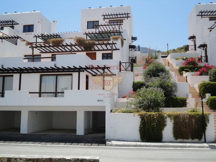 Apartment mit einem Schlafzimmer in einem Komplex mit einem Pool zum Verkauf, Wohnungen in Turkey, Wohnungen mit hohem Mietpotential in Turkey kaufen