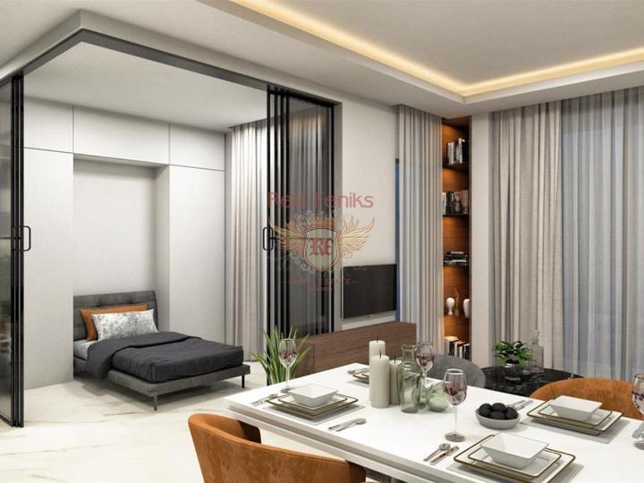 For Sale Villa 4 + 1 in Oludeniz - Fethiye, house near the sea Turkey