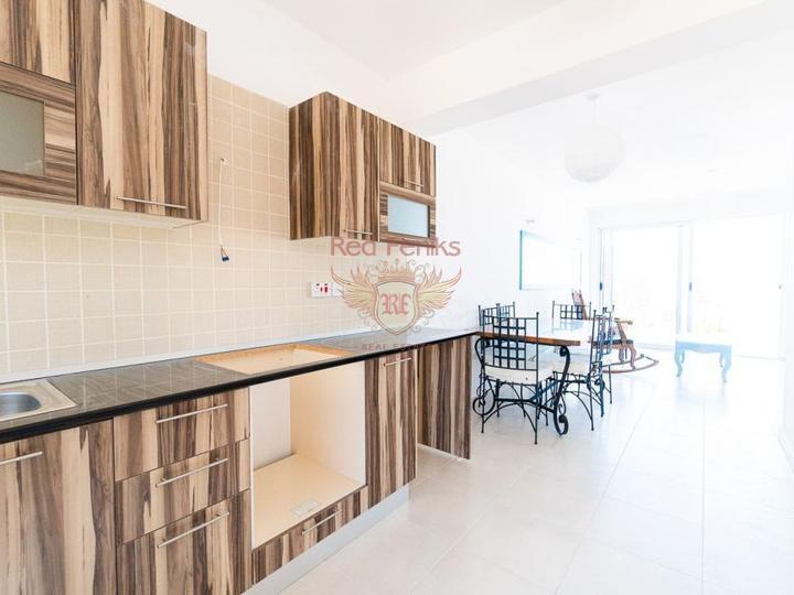 Студии и апартаменты с прямым доступом к песчанному пляжу в рассрочку от застройщика!, купить квартиру в Фамагуста