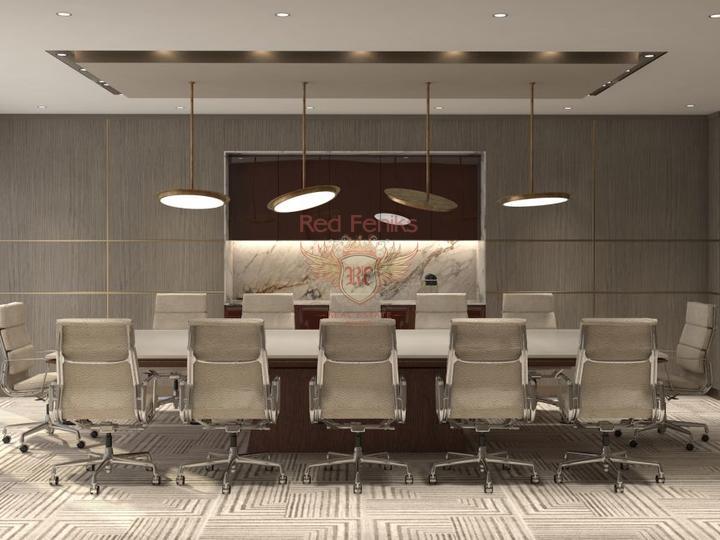 Эксклюзивный жилой комплекс на первой береговой линии, купить квартиру в Анталия