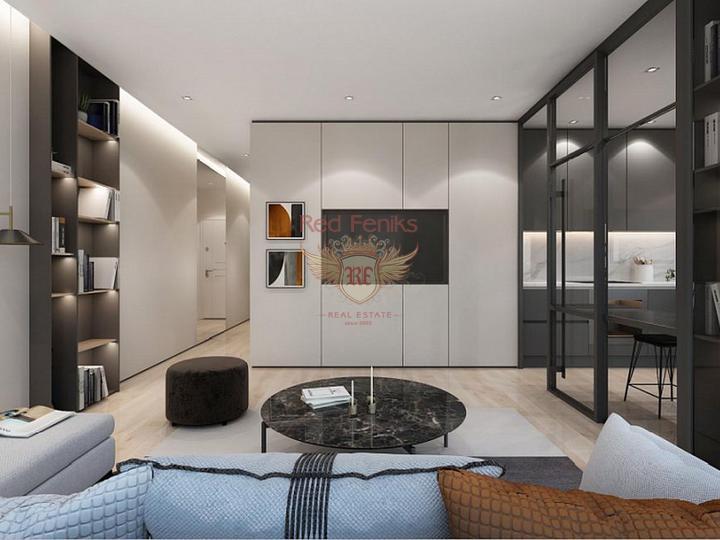 2+1 Квартиры. Удобное Расположение. Алтынкум, Дидим, Квартира в Алтынкум Турция