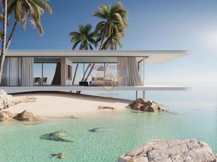 Двухуровневые апартаменты 3+1 Оваджык-Фетхие, купить квартиру в Фетхие