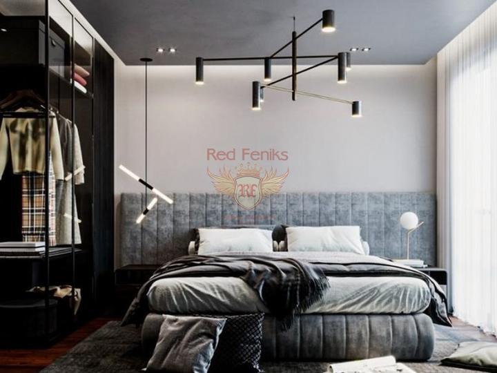 Exklusive 4 + 1 Villa in Ovacik, Fethiye, Villa in Fethiye kaufen, Villa in der Nahe des Meeres Fethiye