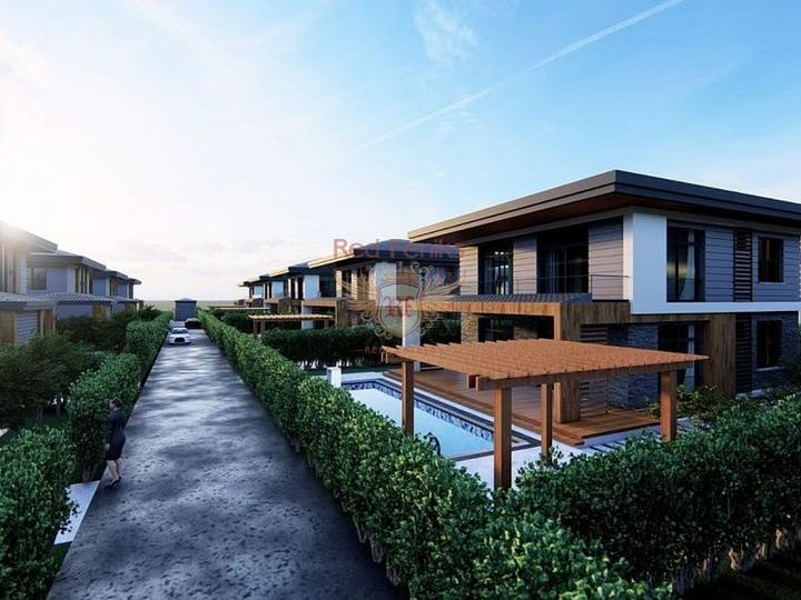 Apartment 1 + 1 in Calishe Fethiye For Sale, sea view apartment for sale in Turkey, buy apartment in Fethiye, house in Fethiye buy
