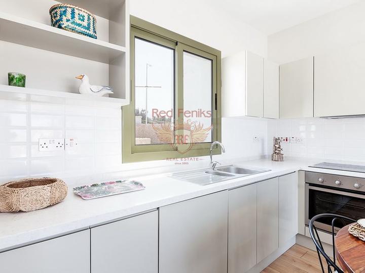 Уютная 1 + 1 квартира в Чалыш-Фетхие 300м до пляжа, купить квартиру в Фетхие