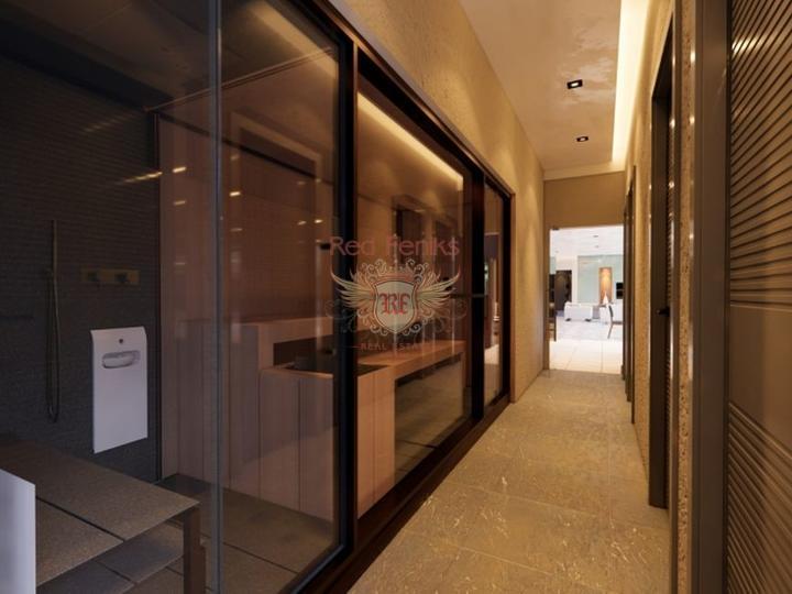 Эксклюзивный жилой комплекс на первой береговой линии, Квартира в Анталия Турция