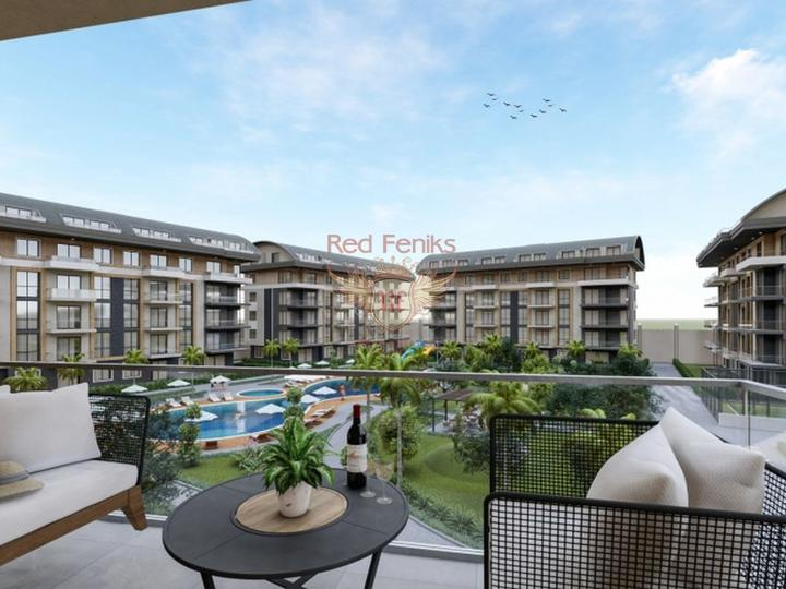 Без % рассрочка, квартиры в Анталии, купить квартиру в Анталия