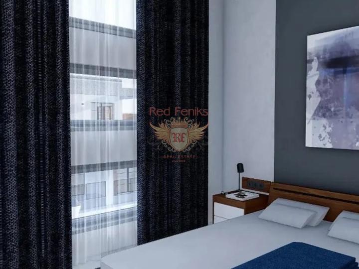 Полуостров в Алании где можно построить проект свой мечты, Участок Алания Турция