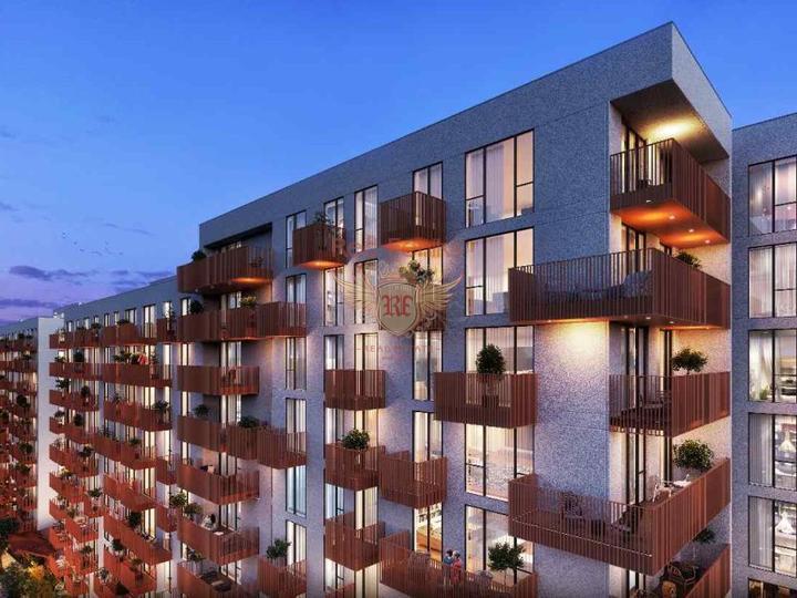 3 + 1 Maisonette-Wohnung in der Nähe von Calis Fethiye Beach zu verkaufen, Wohnungen in Turkey kaufen, Wohnungen zur Miete in Фетхие kaufen