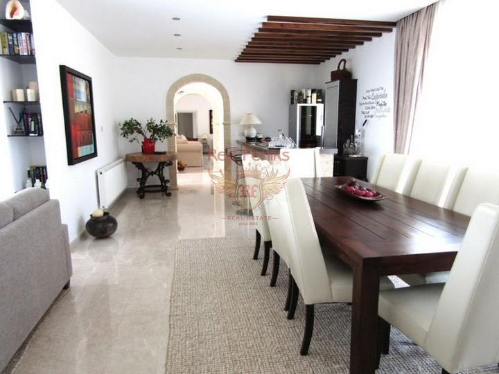 Великолепное роскошное полностью меблированное бунгало, Вилла в Кирения Северный Кипр