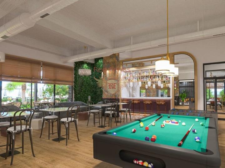 Самый крупный особняк ультра класса 5+1 в Анталии с возможностью получения турецкого гражданства, Вилла в Анталия Турция
