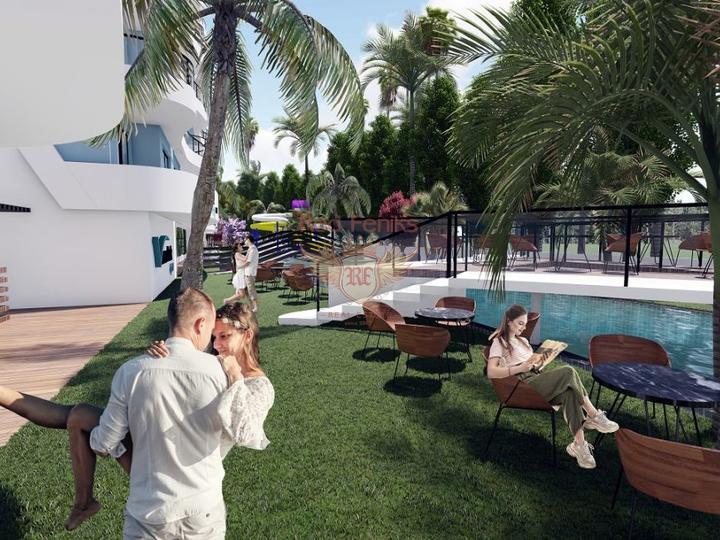 Элитная недвижимость в Анталии, виллы в Анталии 6+1, купить дом в Анталия