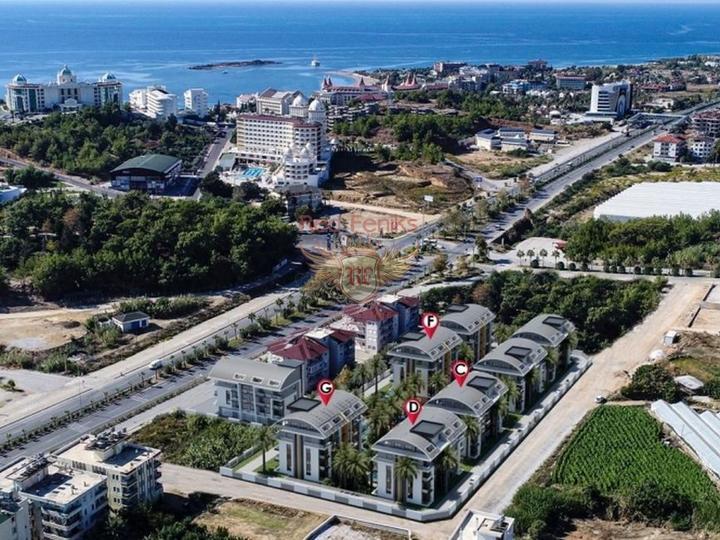 Меблированная квартира в Фетхие пешеходное расстояние от моря, купить квартиру в Фетхие