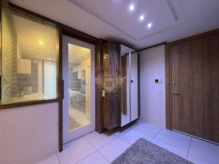 For Sale 3 + 2 apartment in a newly built complex in Fethiye with sea view - On 2 floors, Turkey real estate, property in Turkey, flats in Fethiye, apartments in Fethiye