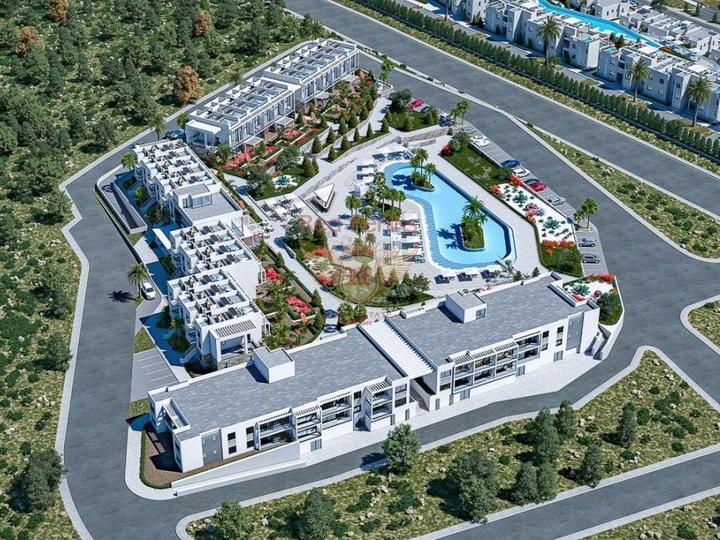 Продается бютик отель из 30 номеров в центре Анталии работающий круглый год, свозможностью получения гражданства, Коммерческая недвижимость в Анталия Турция