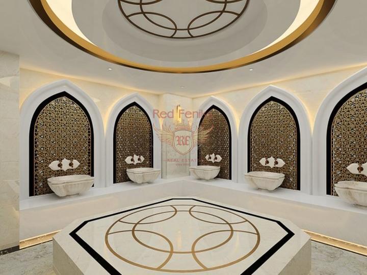 Полностью меблированный Апарт-Отель в 150 м от пляжа в Коньяалты/Анталия, Коммерческая недвижимость в Анталия Турция