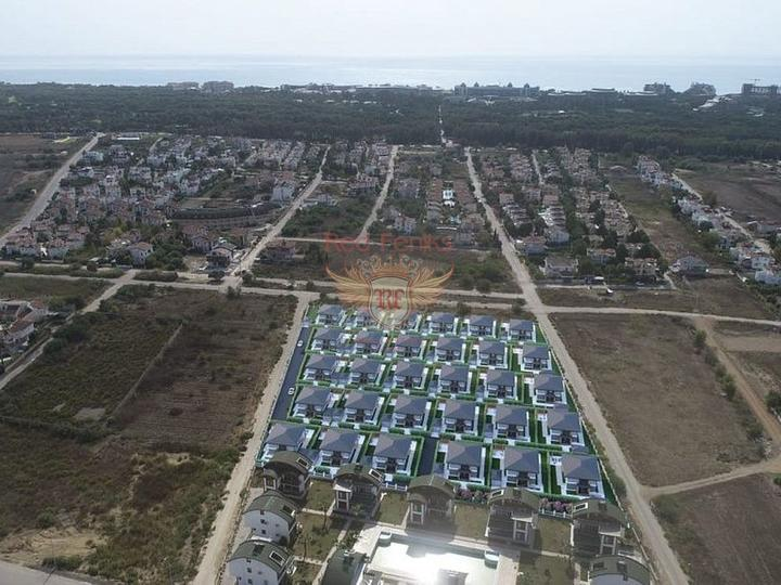 For Sale Apartment 2 + 1 in a NEW COMPLEX with a view of the SEA and MOUNTAINS, Turkey real estate, property in Turkey, flats in Fethiye, apartments in Fethiye