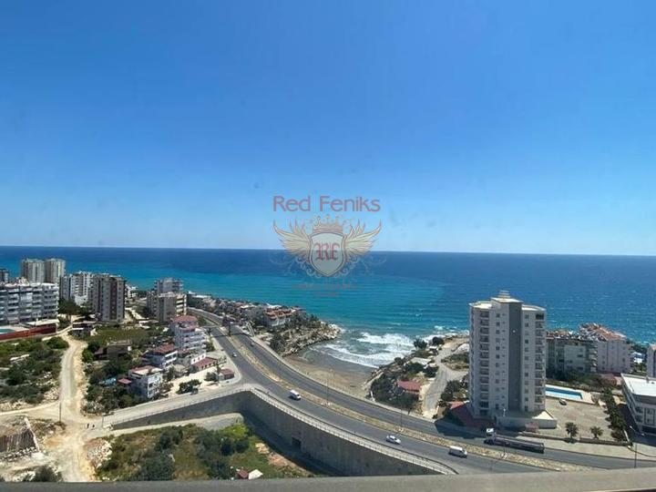 Виллы 5+1 в новом коттеджном поселке в 20 минутах от пляжа, Дом в Анталия Турция