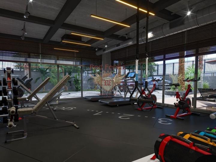 Новый комплекс квартир в Анталии, купить квартиру в Анталия