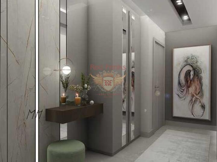 For Sale Apartment 3 + 1 in Calishe Fethiye within walking distance to the beach, apartments in Turkey, apartments with high rental potential in Turkey buy, apartments in Turkey buy
