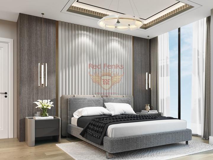 For Sale Villa 4 + 1 in Oludeniz - Fethiye, Turkey real estate, property in Turkey, Fethiye house sale