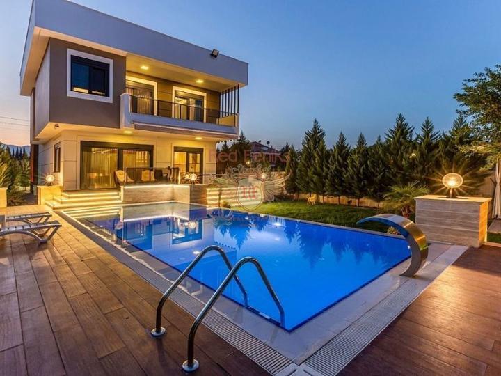 Gold City. Lovely 5 Bedroom Detached Villa, Turkey real estate, property in Turkey, Alanya house sale