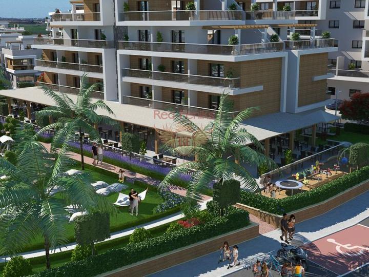 Самый крупный особняк ультра класса 5+1 в Анталии с возможностью получения турецкого гражданства, купить виллу в Анталия
