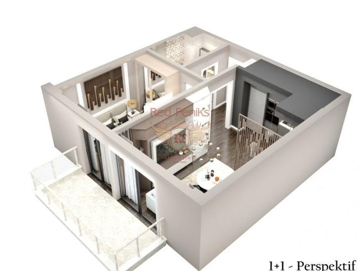Полуостров в Алании где можно построить проект свой мечты, Земля в Алания Турция