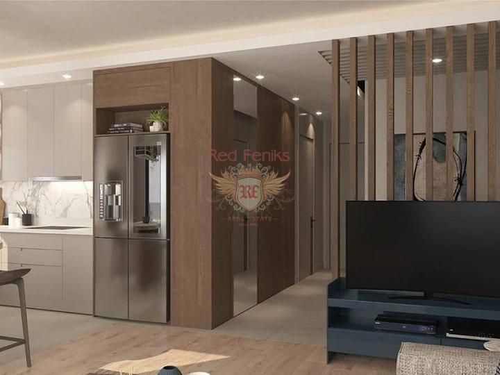 3 + 1 Duplex Apartment Near Calis Fethiye Beach for sale, apartments for rent in Фетхие buy, apartments for sale in Turkey, flats in Turkey sale