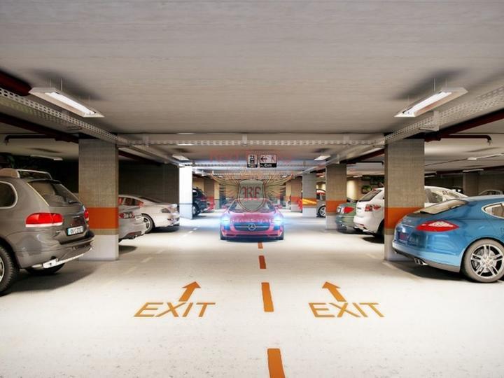 Квартира 3 + 1 Дуплекс в Чалыше – Фетхие, купить квартиру в Фетхие