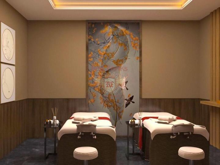 Бутик отель из 22 комнат и кафе в Коньяалты с возмоностью получения гражданства для всей семьи, Коммерческая недвижимость в Анталия Турция