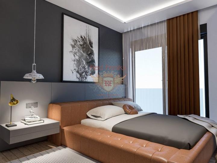 Меблированная квартира в Фетхие пешеходное расстояние от моря, Квартира в Фетхие Турция